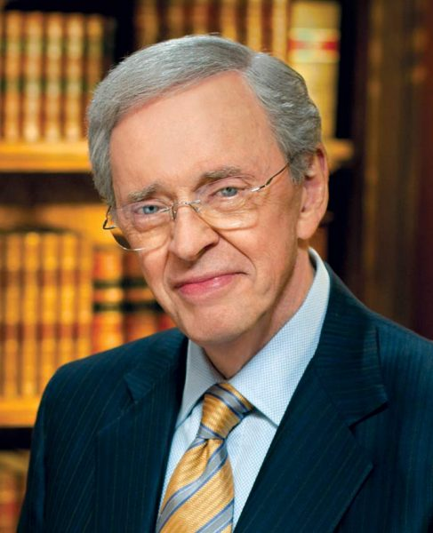 Dr. Charles Stanley - Individual Counseling Recommendation
