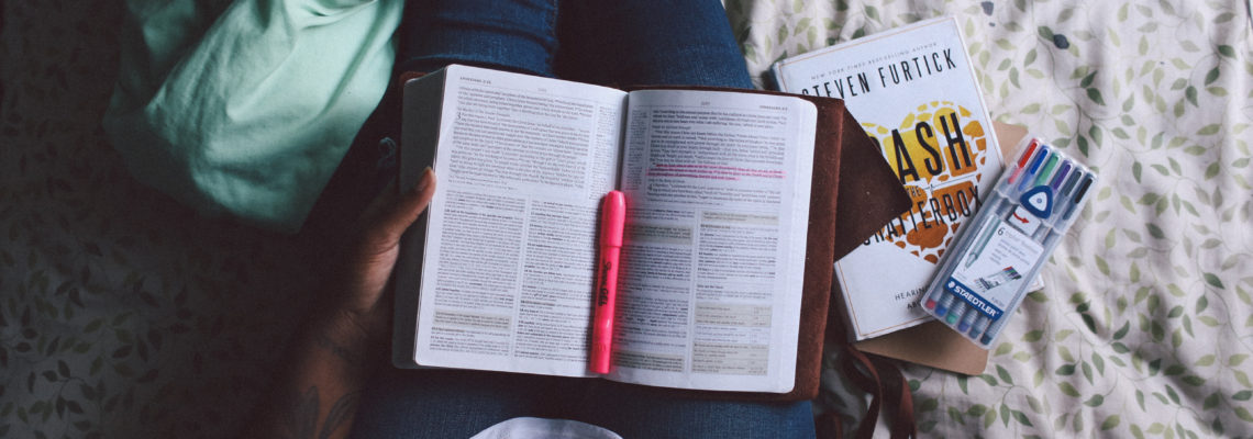 Christian Myth #10 – If I Prayed and Read My Bible More, I Would Overcome My Sin