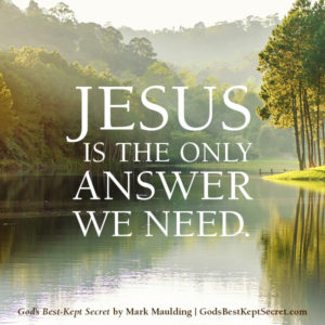 Experiencing God's Love Can Solve Most of Your Problems